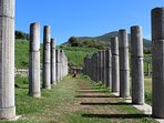 Ancient Messene (definitely worth a visit)