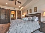 Master Bedroom with Private Bath