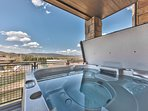 Private Hot Tub - Communal Pool, Hot Tub and Fitness Center Coming Soon!