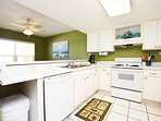 Kitchen Islander Beach 6009 Fort Walton Beach Okaloosa Island Vacation Rentals