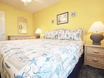 Guest Bedroom Islander Beach 6009 Fort Walton Beach Okaloosa Island Vacation Rentals