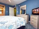Master Bedroom Islander Beach 6009 Fort Walton Beach Okaloosa Island Vacation Rentals