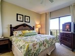 Featuring a queen bed in the master with private balcony access