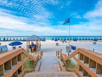 Splash Resort sits right on the salty white sands of Panama City Beach