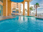 When you vacation at Splash 506E, you'll have access to several pool options