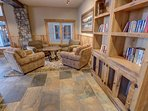 Grab a book to read while on your long vacation in Keystone.