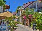Kalkan Old Town