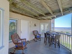 Front Porch, Nice with Oceanfront Views!