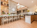 Broadmea Barn Kitchen and Dining