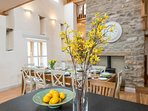 Broadmea Barn Kitchen/Dining
