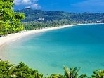 Beautiful Kamala Beach