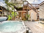 All of New Orleans is right at your fingertips from this vacation rental!
