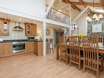 Broadmea Stable Open plan Kitchen/Dining