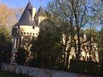 the village Chateau