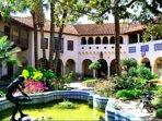 McNay Museum Courtyard