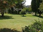 park & gardens of the community
