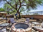 Escape to this 1-bedroom, 1-bath vacation rental casita for a Tucson getaway!