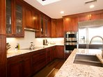Large high end kitchen