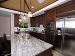 Gourmet Kitchen - well equipped including spice and oils