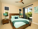 Bedroom #3 - Queen with entrance to lanai