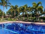 KaMilo Recreation Center - quiet lap pool