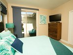 Every bedroom with TV (cable & NetFlix) and lanai to gardens