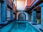 Swimming Pool, Murni's Houses, Ubud, Bali