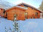 Chalet Alpina La Thuile 5 minutes walk to the ski lifts