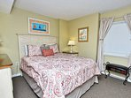 Guest Bedroom with a Queen Bed