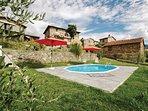 3 bedroom Villa in Gragnana, Tuscany, Italy : ref 5537252