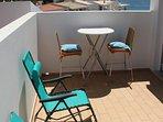Rooftop Terrace w/ Seaview