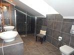 bathroom in 2nd master bedroom