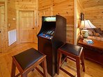 Game Room at Cozy Creek