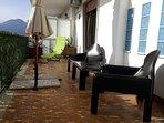 Sunday Estate Pompei  ' Buena Vista Room ' terrace / terrazzo