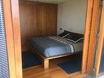 Dormitorio principal desde terraza