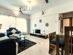 Bollywood Style - 3 BHK Suite