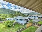 Enjoy beautiful valley views from this remodeled Honolulu vacation rental home!