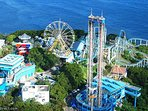 OCEAN PARK -easy to access with our driver