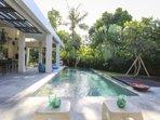 Overview/Garden/Pool