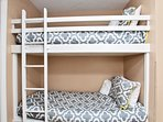 Built In Guest Twin Bunk Beds