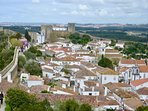 Obidos castle town - a must see!