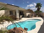 Relax and entertain in a clean vacation rental with all the comforts of home!