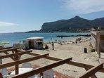 Spiaggia lido Burrone a 20 metri dalla casa