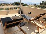 Upper Balcony Sunbeds