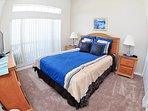 Master Bedroom 2 -  En suite - Queen Bed.