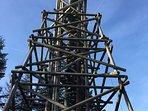 Point de vue  La tour Merelle
