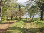 Lake Arenal Park - 10 minute walk from Marita's B&B. For Location, see photo 4.