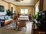 Luxury Ohana Studio in Kohala Ranch with breathtaking ocean views