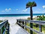 Beautiful Indian Shores Beach