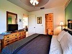 Master bedroom includes en suite bathroom
